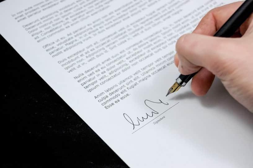 Contoh Surat Lamaran Kerja yang Sesuai EYD