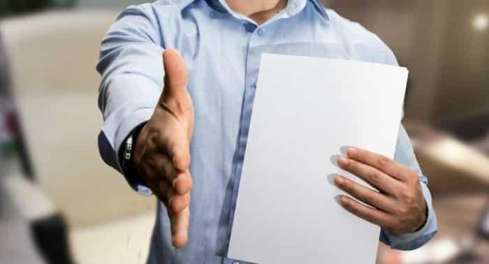 Contoh Surat Pengunduran Diri, Karyawan Kontrak, Pabrik ...