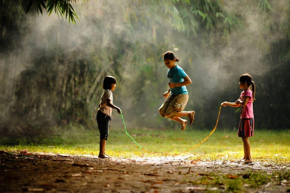 40 Permainan Tradisional Gambar Penjelasan Dan Cara Bermain