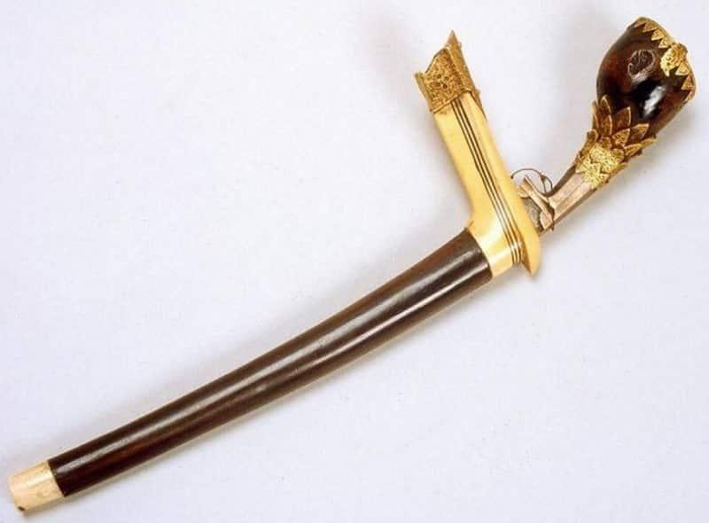 Senjata Tradisional Siwah