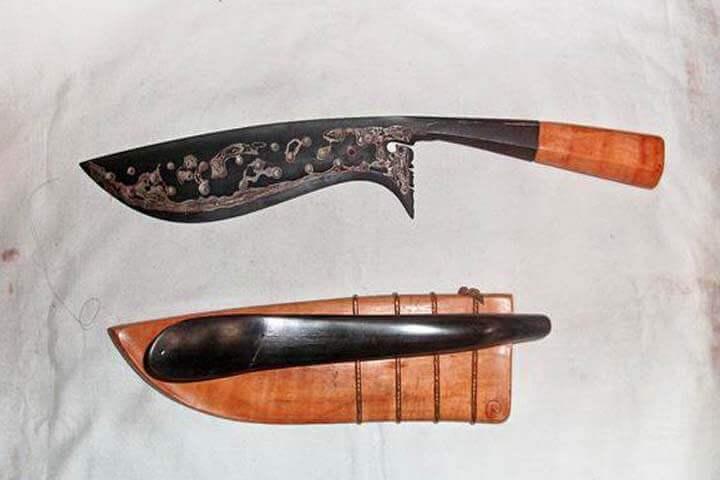 Senjata Tradisional Wedhung
