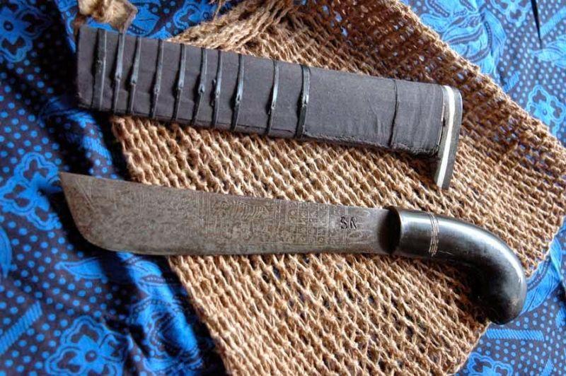 Senjata Tradisional Bedog