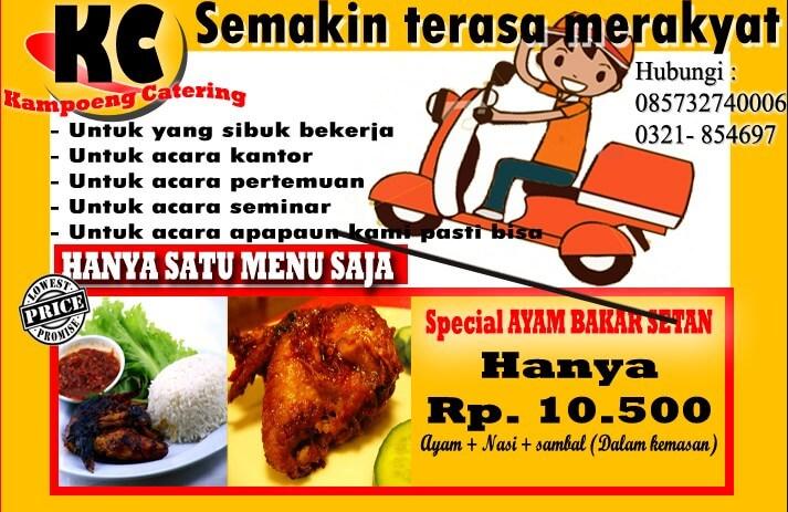 12 Contoh Iklan Produk, Display, Jasa, Facebook, Lowongan ...