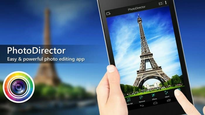 Aplikasi Photo Director