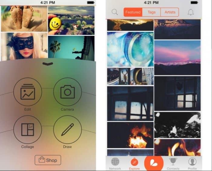 Aplikasi Picsart