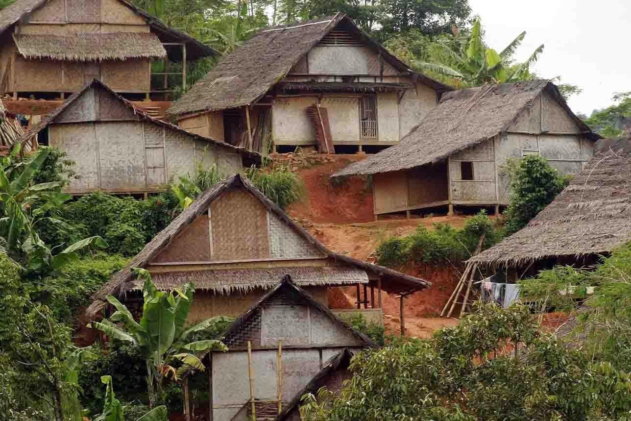 Rumah Badui (Rumah Adat Provinsi Banten)