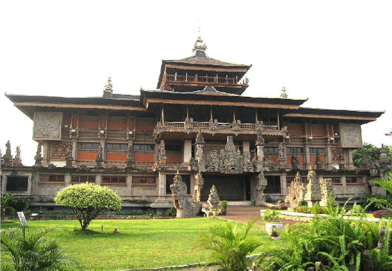 Rumah Gampura Candi Bentar (Rumah Tradisional Bali)