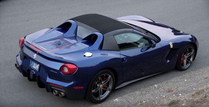 Ferrari F60 America