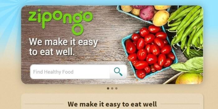 Zipongo, Aplikasi Keluarga Sehat Terbaik