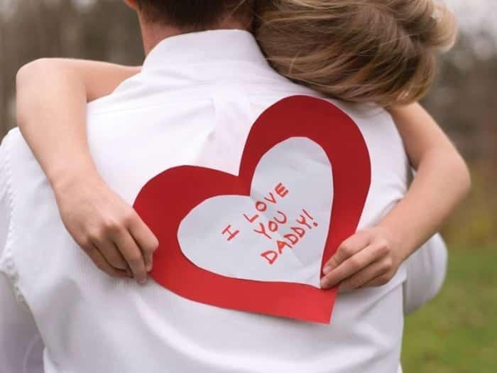 Lafaz Cinta untuk Ayah