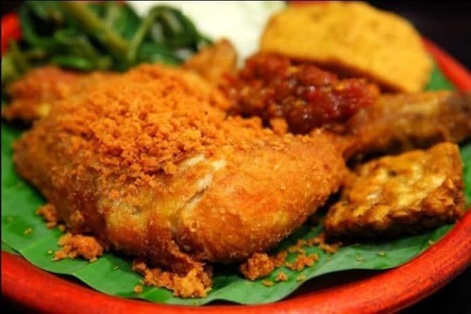 Resep Ayam Penyet Wong Solo