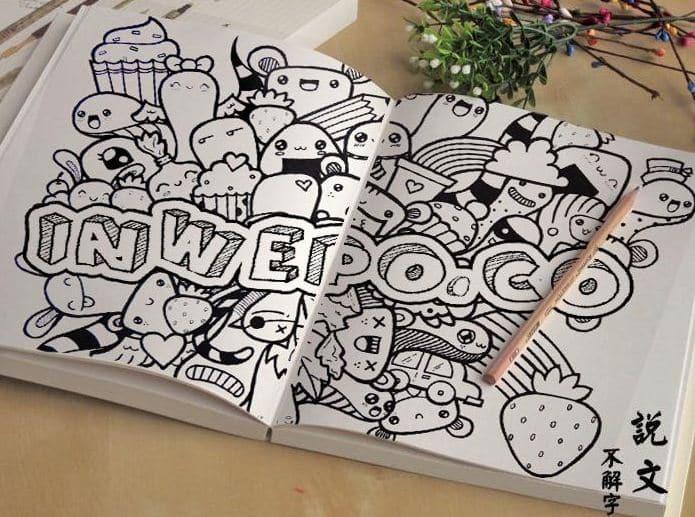 Bagaimana Cara Mengetahui Gambar Doodle