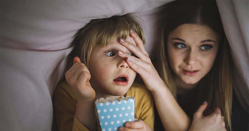 Cerita Horor Ibu dan Anaknya