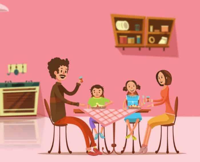 Cerpen Anak Keluarga