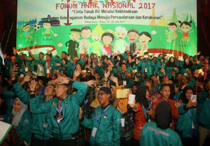 Contoh Visi Misi Forum Anak