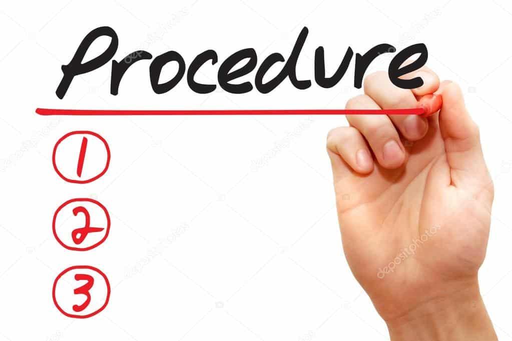 Contoh procedure text sederhana