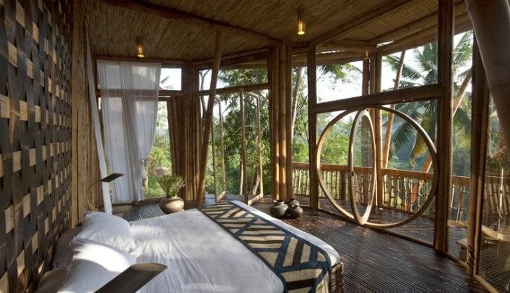 Green Village Bamboo House, Bali