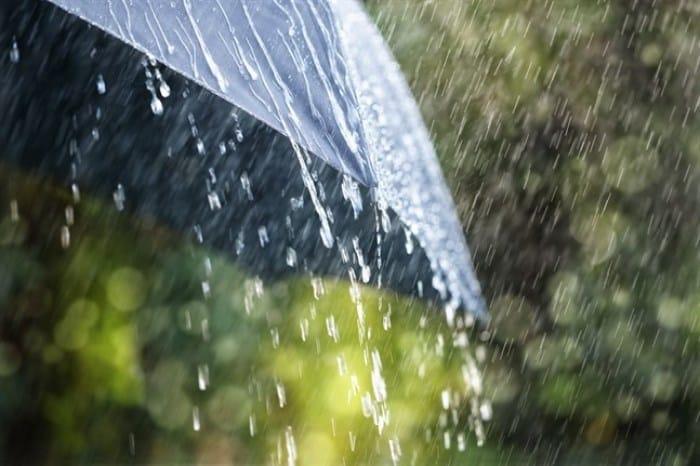 Hujan Gersang