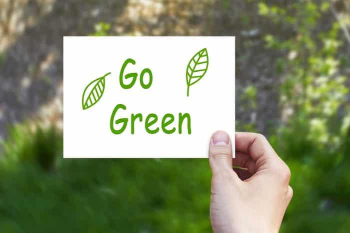 Jenis Poster Go Green dan Contoh