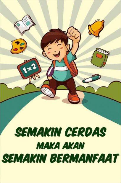 Jenis Poster Pendidikan Karakter dan Contoh