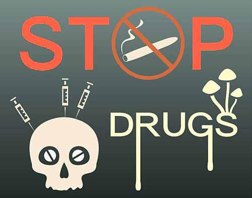Jenis Poster Tentang Narkoba dan Contoh