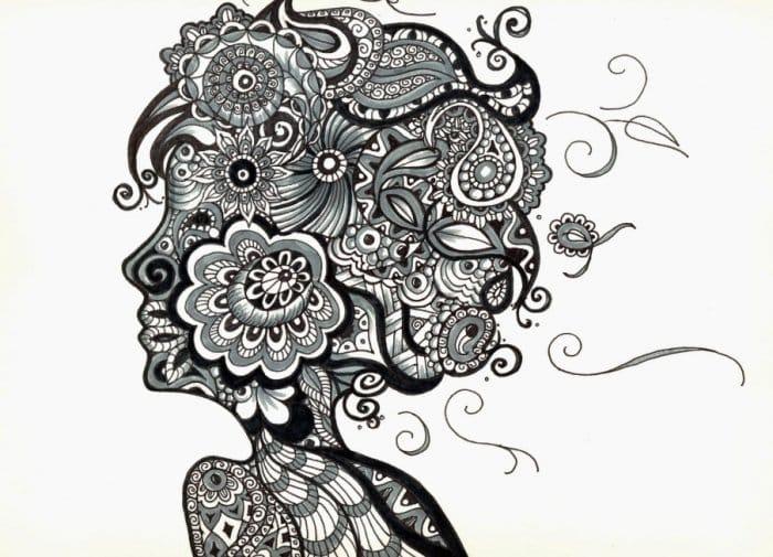 Karakteristik Penggambaran Doodle Art Batik