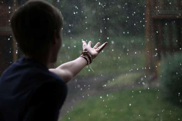 Kata Bapak Tentang Hujan