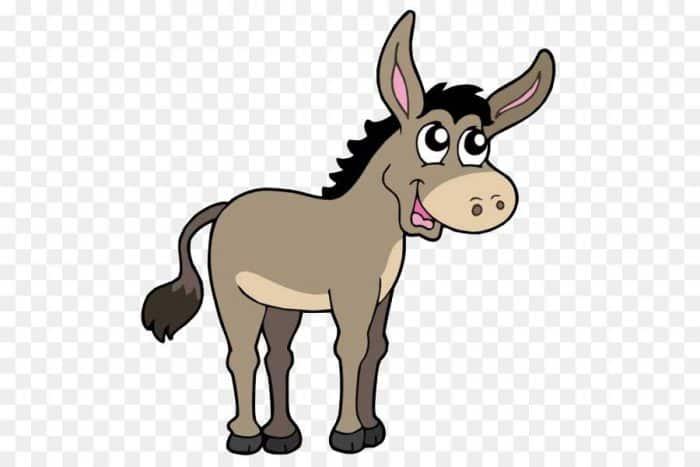 Keledai dan Petani