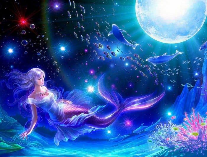 Legenda Putri Duyung