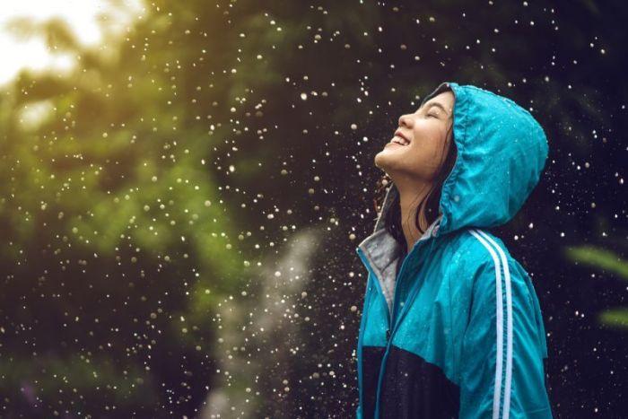 Memori Tetesan Hujan