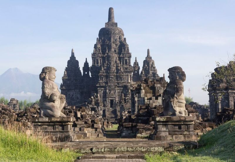 Peninggalan Kerajaan Mataram Kuno
