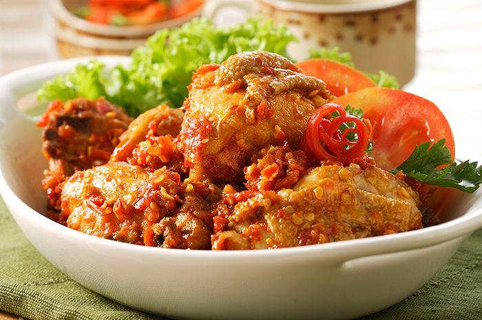 Resep Ayam Rica Rica Ala Restoran