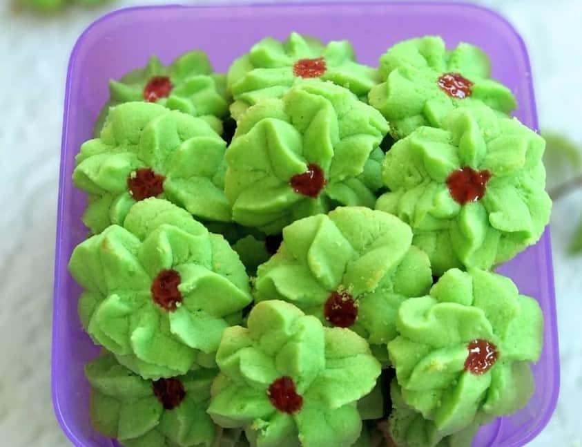Resep Kue Semprit Kacang Hijau
