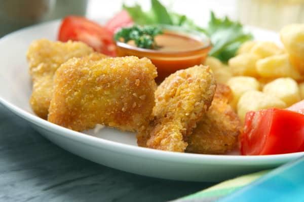 Resep Nugget Tahu Ayam