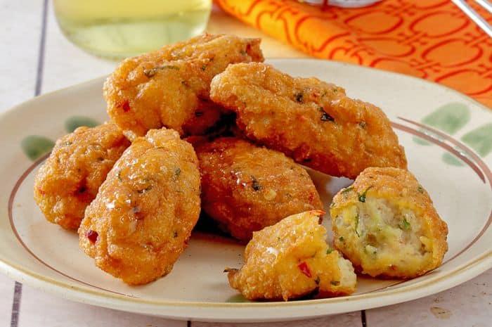 Resep Perkedel Tahu Ayam