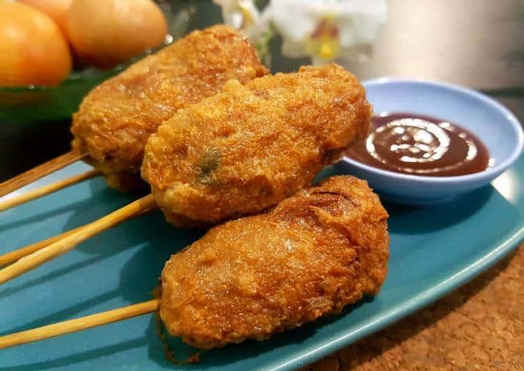 Resep Sempol Ayam Dan Udang