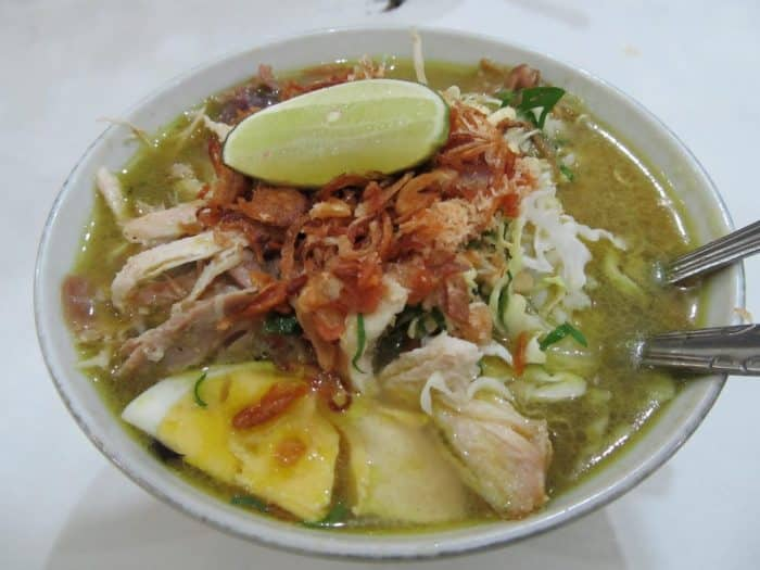 Resep Sop Ayam Bawang