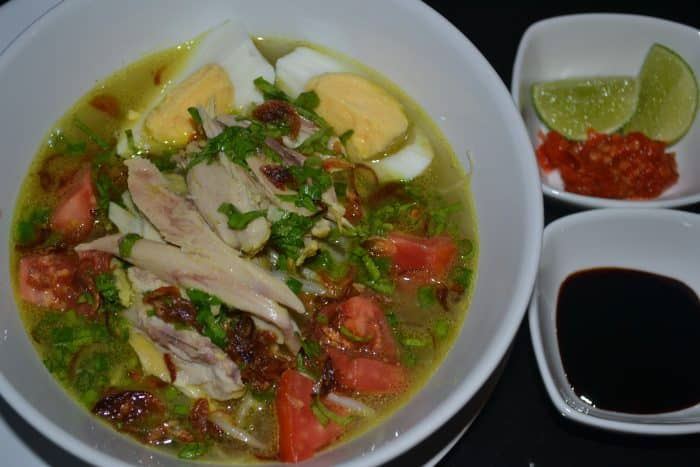 Resep Sop Ayam Jamur Sambal Kecap