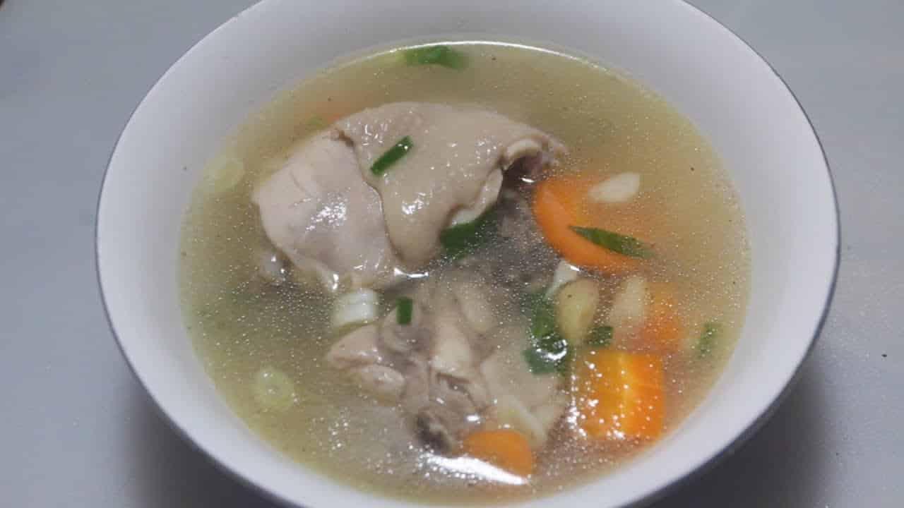 Resep Sop Ayam Khas Klaten
