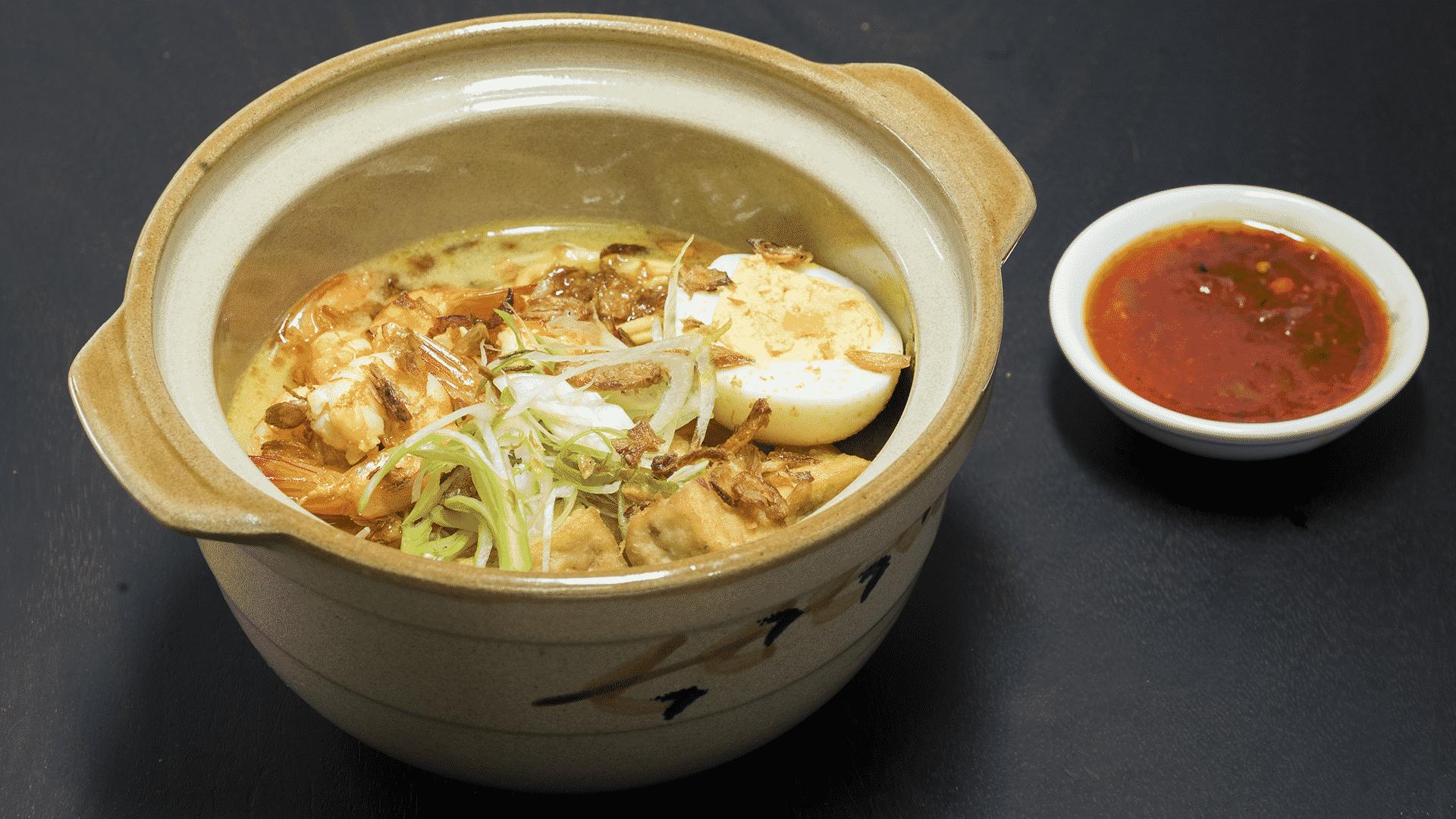 Resep Sop Ayam Pangsit