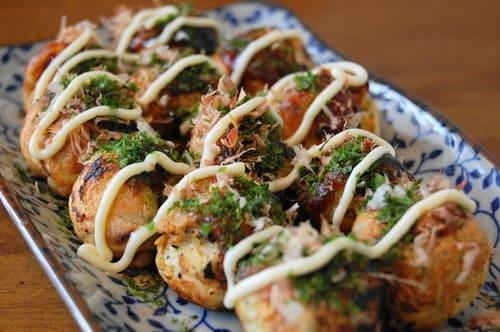Resep Takoyaki Pedas