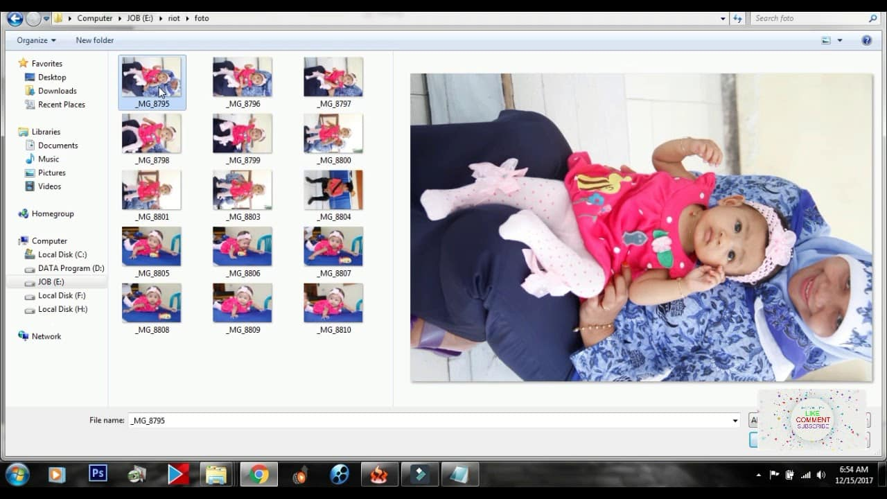 Tips Merubah Ukuran Foto dengan Aplikasi