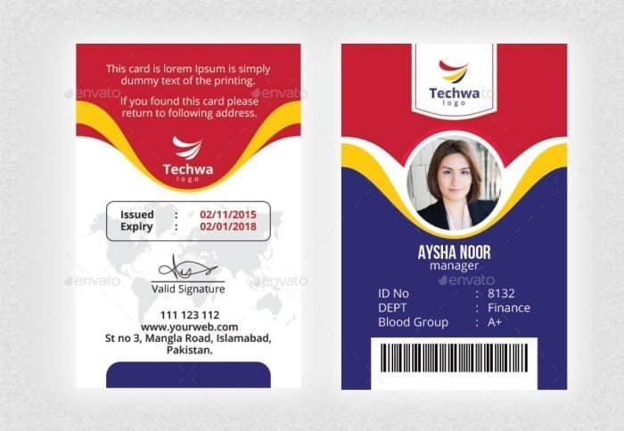 Ukuran ID Card dan Jenis-jenisnya
