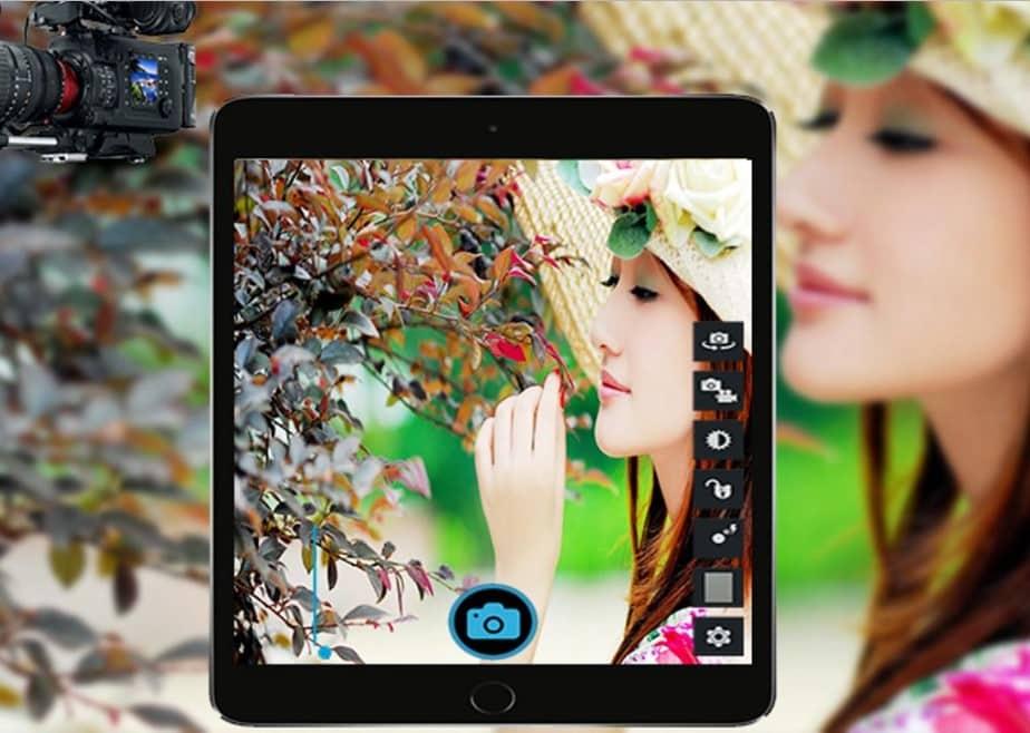 8K FULL HD VIDEO CAMERA