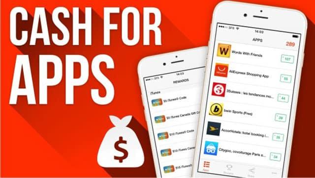APLIKASI CASH FOR APPS