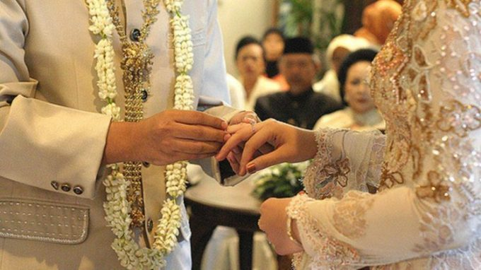 Adab Ketika Membaca Doa Pernikahan