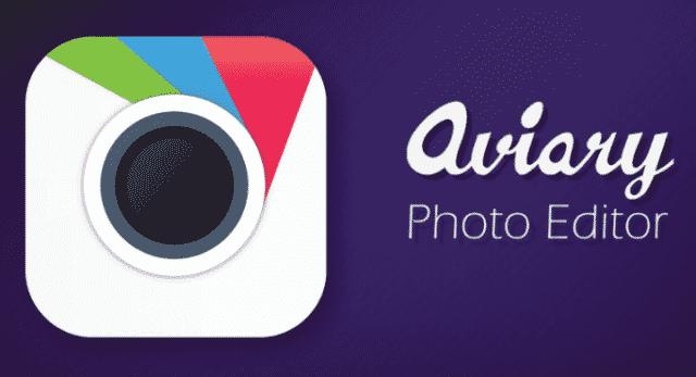 Aplikasi Aviary Photo Editor