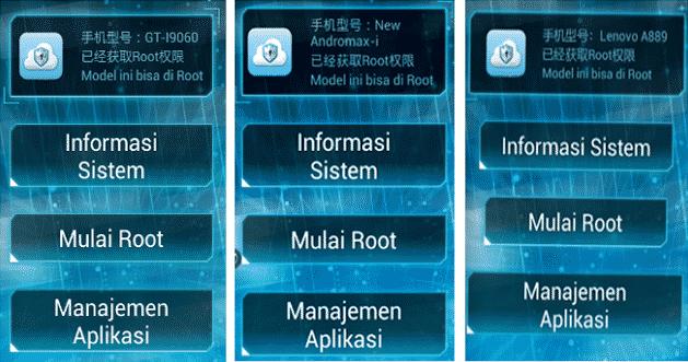 Aplikasi Key Root Master