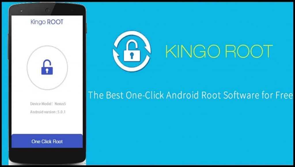Aplikasi KingoRoot