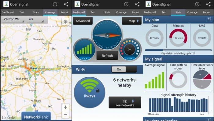Aplikasi Penguat Sinyal – OpensignalMaps